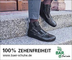 Bär Schuhe Schuhe mit optimaler Zehenfreiheit   Fusspflegeblog