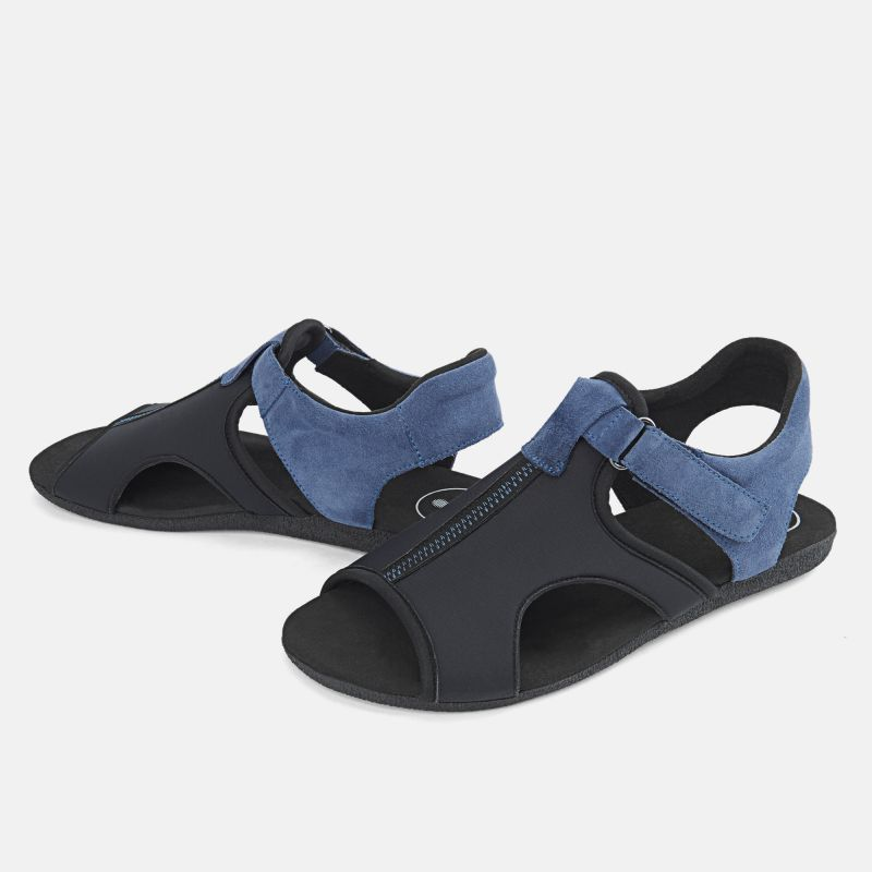 Mira - schwarz/blau