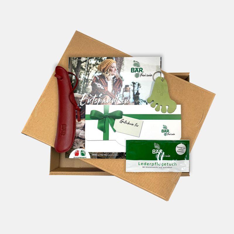 Gutschein Geschenkbox EUR 200 - BÄR