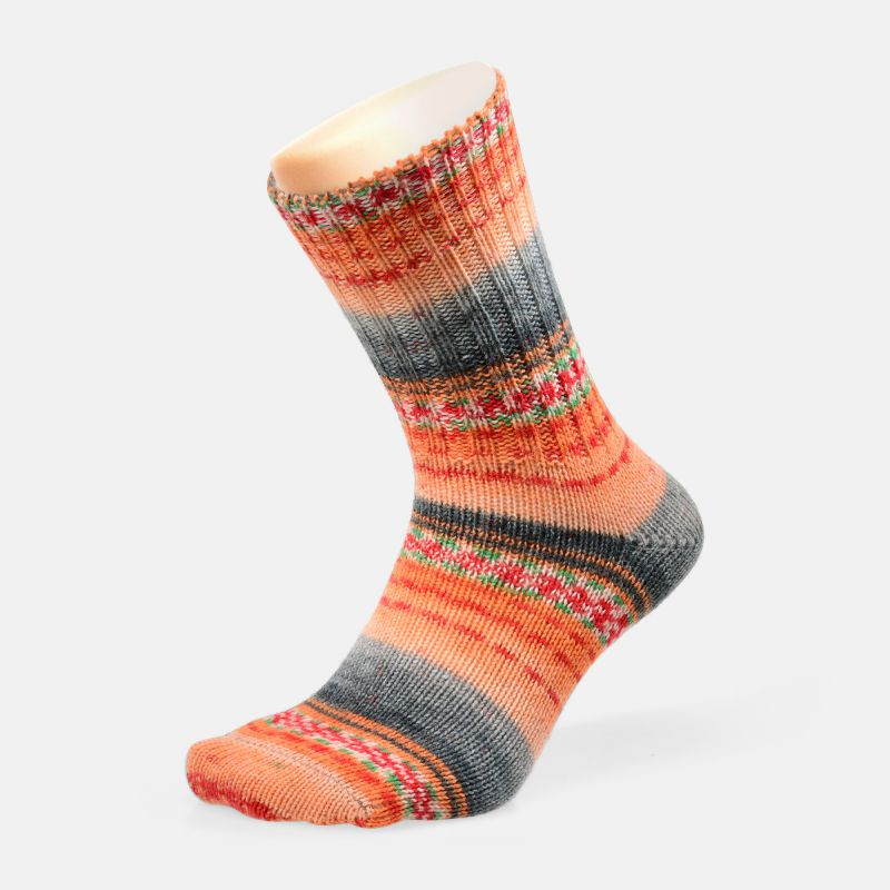 Multicolor-Socken - BÄR